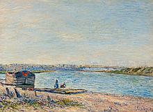 SISLEY, ALFRED(Paris 1839 - 1899