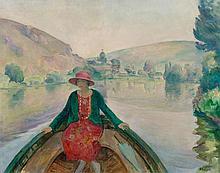 LEBASQUE, HENRI(Champigné 1865 - 1937 Le