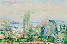 MANGUIN, HENRI CHARLES(Paris 1874 - 1949 St.