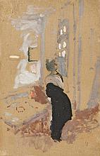 VUILLARD, EDOUARD(Cuiseaux 1868 - 1940 La