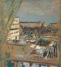 VUILLARD, EDOUARD(Cuiseaux 1868 - 1940 La Baule)Le
