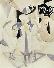 MACKE, AUGUST(Meschede 1887 - 1914