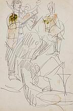 KIRCHNER, ERNST LUDWIG(Aschaffenburg 1880 - 1938