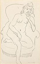 MATISSE, HENRI(Le Cateau-Cambrésis 1869 - 1954