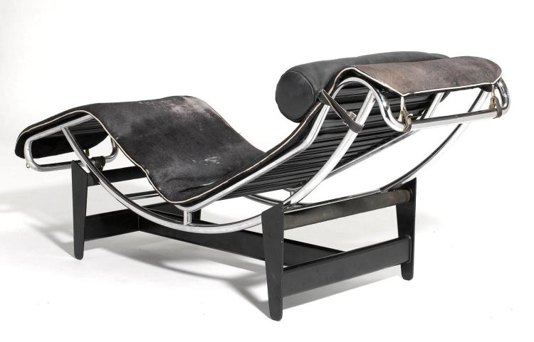 Le corbusier pierre jeanneret charlotte perriand for Chaise longue b306