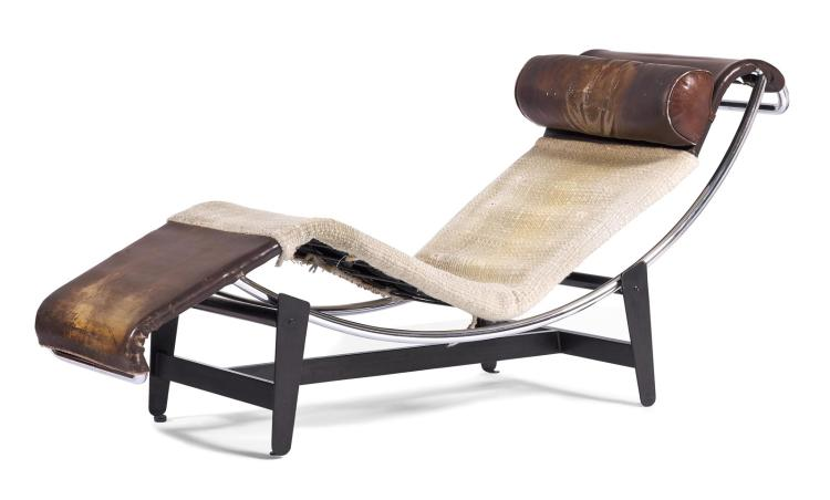 Le corbusier pierre janneret charlotte perriand for Chaise longue b306