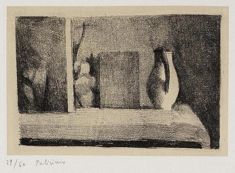 PALÉZIEUX, GÉRARD DE.(1919).Still life with