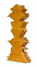 POL BURY1922 - 2005Skulptur (56 Cônes sur 14 Plans