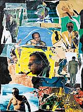 MIMMO ROTELLA1918 - 20062 sheets: Untitled