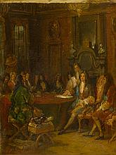 SAMMLUNG DE AMODIO: ROBERT-FLEURY, JOSEPH NICOLAS (Köln 1797