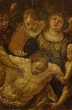 AACHEN, HANS VON (UMKREIS) (Köln 1552 - 1615 Prag) Kreuzab