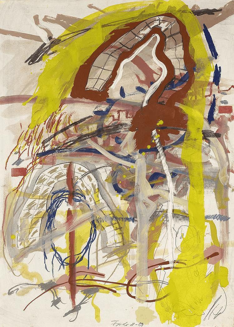 FISCHER, OLE(Remscheid 1943 - 2005