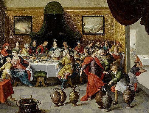 FRANCKEN, HIERONYMUS III. (1611 Antwerp after