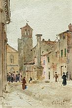 ANKER, ALBERT(1831 Ins 1910)'Chinsi'
