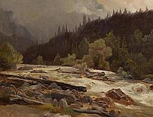 STEFFAN, JOHANN GOTTFRIED(Wädenswil 1815 - 1905