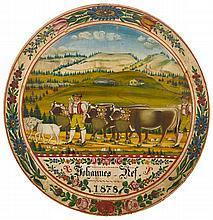 MÜLLER, JOHANNES(1806 Stein 1897)Fahreimer-Bödeli.
