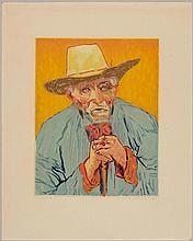 VILLON, JACQUES(Damville 1875 - 1963 Puteaux)Van
