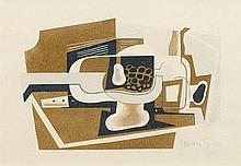 GRIS, JUAN(Madrid 1887 - 1927
