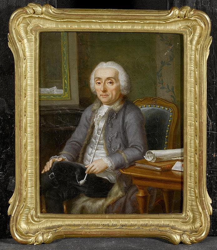 HANDMANN, JAKOB EMANUEL (Basel 1718 - 1781