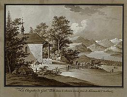 TRINER, FRANZ XAVER (1767 Bürglen 1824). La