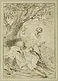 GENUESISCH, 1.H.18. JAHRHUNDERTMerkur tötet