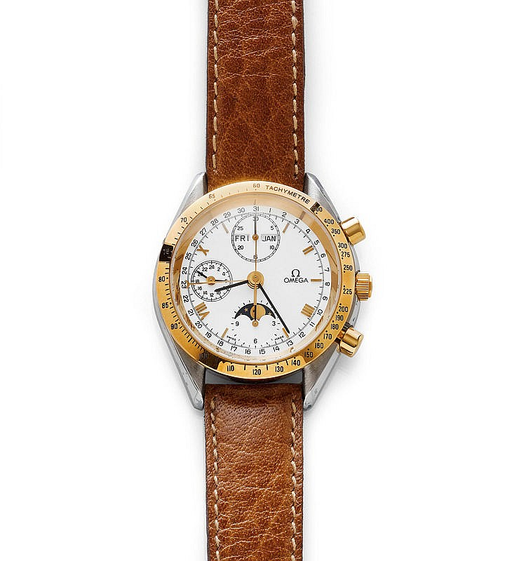 GENTLEMAN'S WRISTWATCH, AUTOMATIC, CHRONOGRAPH,