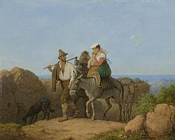 HESS, PETER VON(Düsseldorf 1792 - 1871
