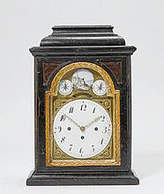 CLOCK,Baroque, Southern Germany or Austria, 18th