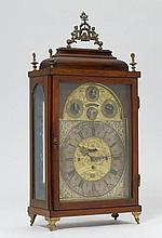 CLOCK WITH CALENDAR, DATE AND MOON PHASE,Austria,
