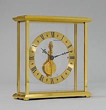 SMALL TABLE CLOCK,Jaeger-le-Coultre.Rectangular