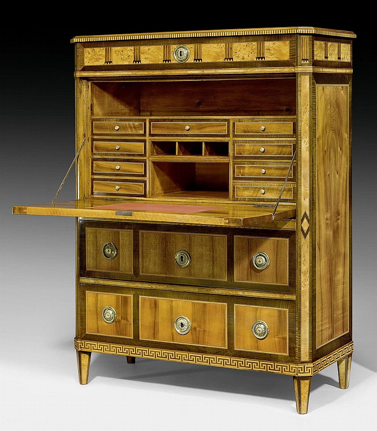 SECRETAIRE,Louis XVI, attributed to C.