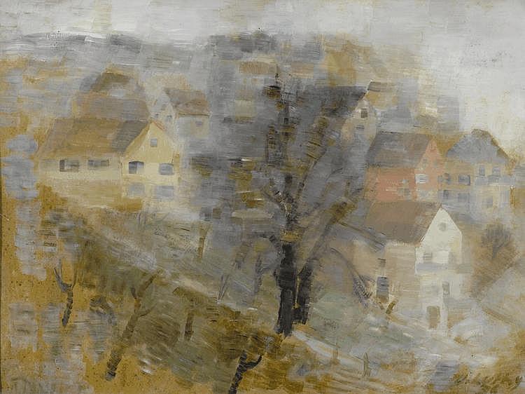 LÜTHY, OSCAR WILHELM(Bern 1882 - 1945