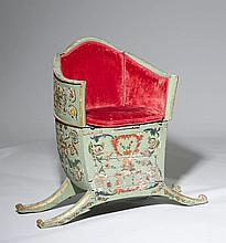 BERGERE, PROBABLY OF A SEDAN OR GONDOLA, possibly