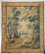 TAPESTRY,Flemish, end of the 17th