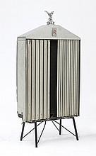 ROLLS ROYCE KÜHLER, 1960er Jahre.Metall teils