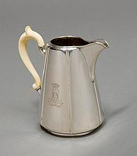 PITCHER,Vienna, 1865. Maker's mark Thomas