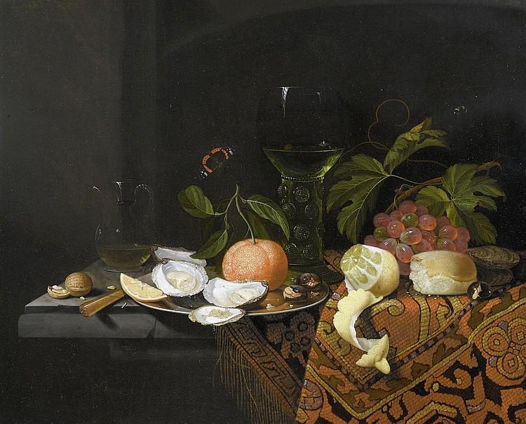 BORMAN, JOHANNES (The Hague circa 1653 - 1659