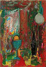 HERBST, ADOLF(Emmen 1909 - 1983 Zürich)Interieur.