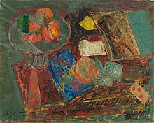 HERBST, ADOLF(Emmen 1909 - 1983 Zürich)Stillleben