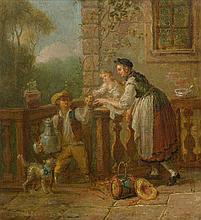 FREUDENBERGER, SIGMUND(1745 Berne 1801)Gallant