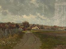 GRISON, FRANCOIS ADOLPHE(1845 Genf 1914)Chemin