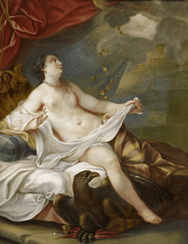 HUQUIER, JAQUES GABRIEL(Orleans 1695 - 1772