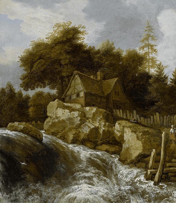 EVERDINGEN, ALLART VAN(Alkmaar 1621 - 1675
