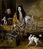 WEENIX, JAN(1640 Amsterdam 1719)Portrait of the