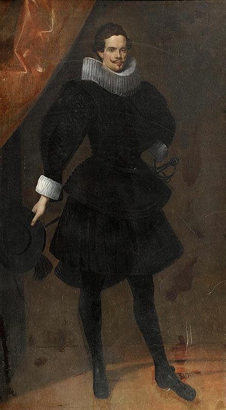 Attributed to NERI, PIETRO MARTIRE (Cremona 1591 -