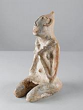 DJENNE FIGURMali. H 43,5 cm.