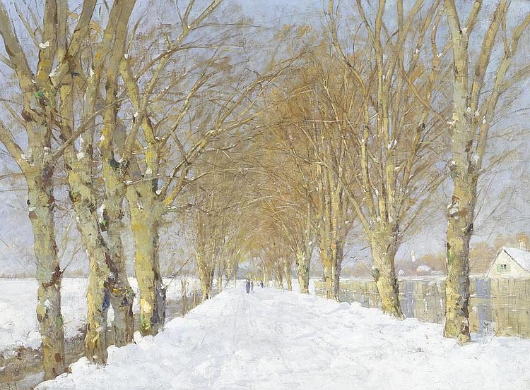LE SUIRE, HERMANN VON (Ansbach 1861 - 1933