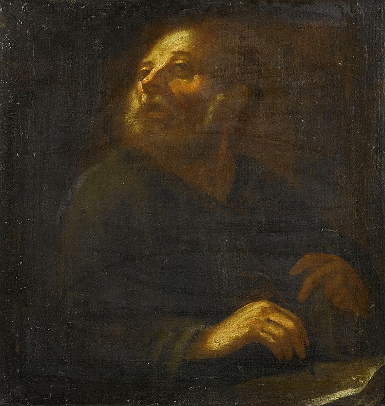 BRANDL, PETER (Prague 1668 - 1735 Kuttenberg) An