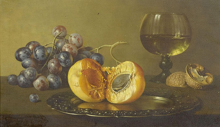 OS, MARIA VAN (1780 The Hague 1862) Still life