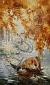 LA TOUCHE, GASTON(St. Cloud 1854 - 1913 Paris)Le, Gaston La Touche, Click for value